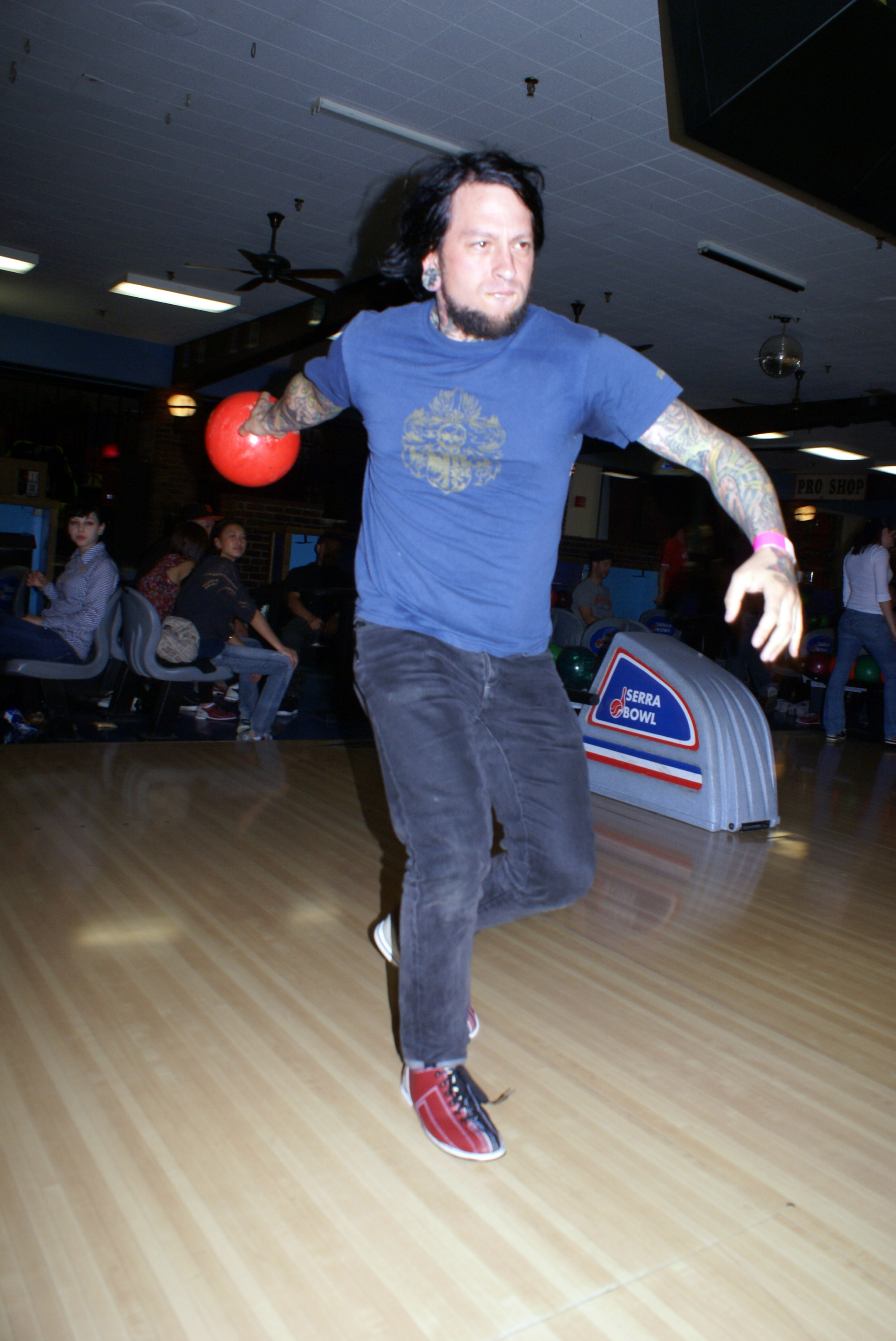 tommy bowling