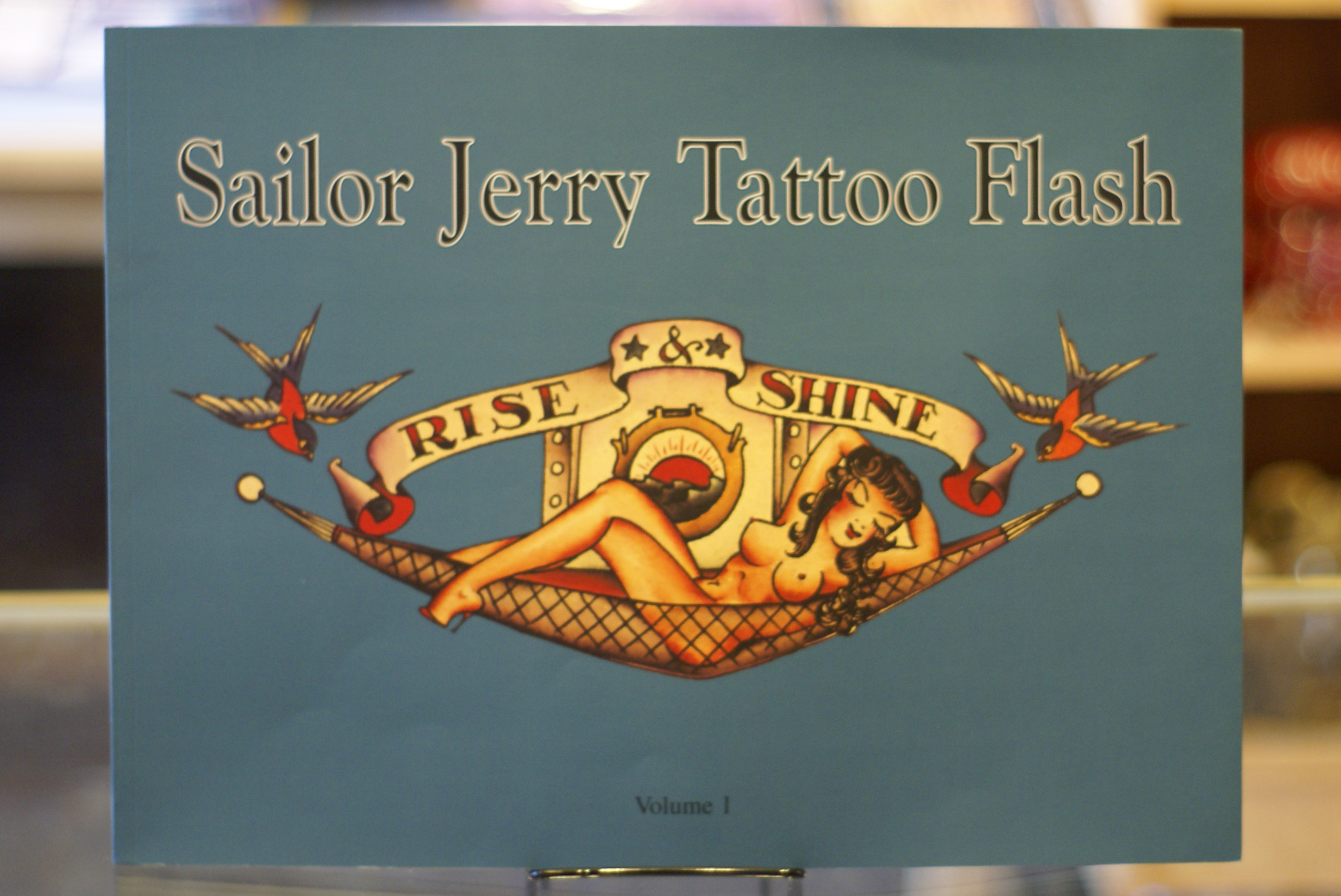 sailor jerry vol1