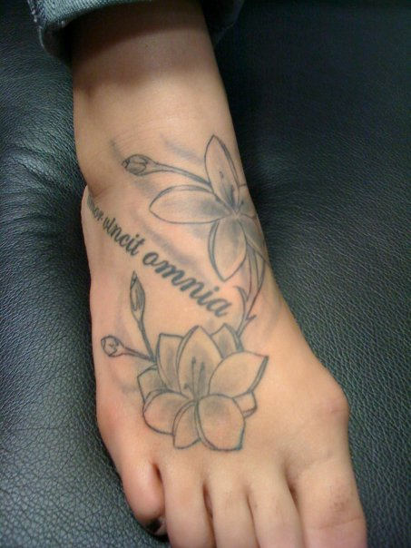 How to Make a Tattoo Font. Tattoos are growing in popularity as more people