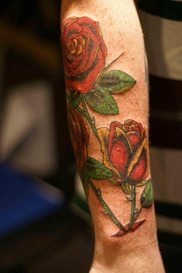 derick roses