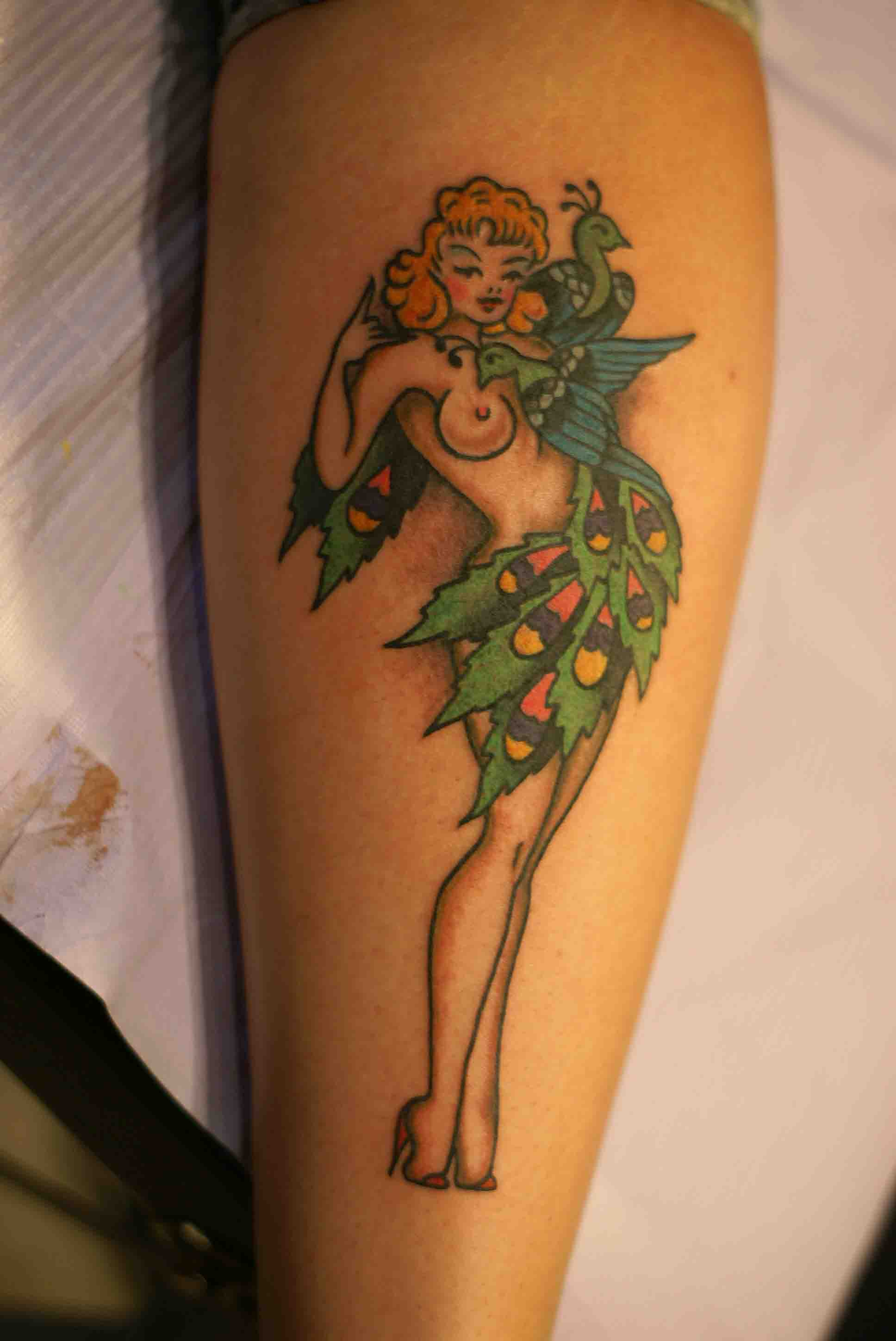 News tagged sailor jerry haight ashbury tattoo for Sailor jerry pin up tattoos