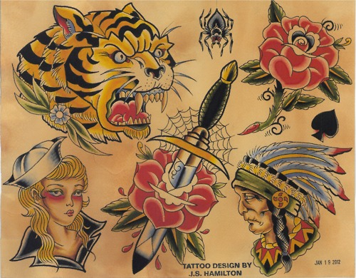 Tiger clit tattoo excellent porn for Tattooed and pierced porn